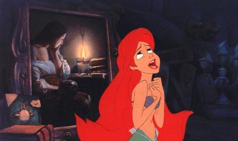 Sing it Ariel!